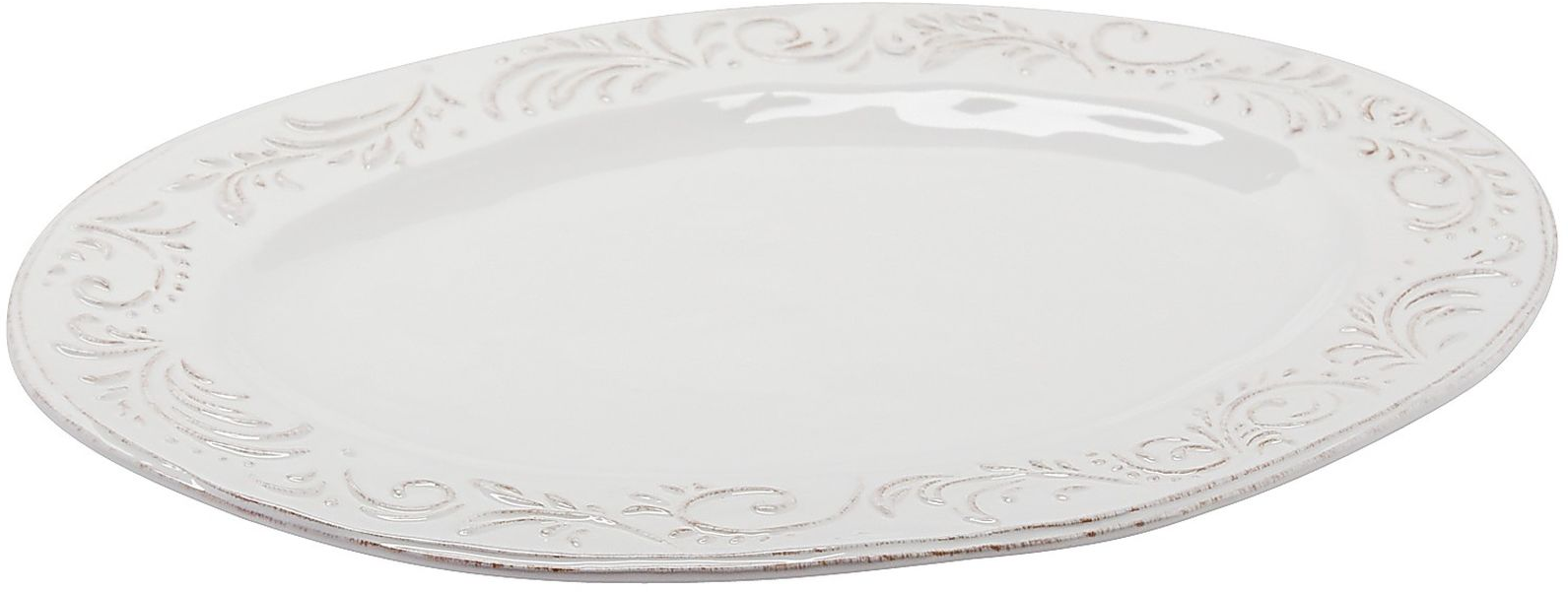Antique Scroll Serving Platter | Pier 1 Imports