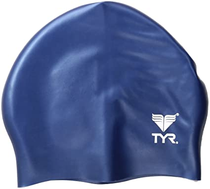 Buy Tyr Wrinkle Free Swim Cap 7b1282426bd