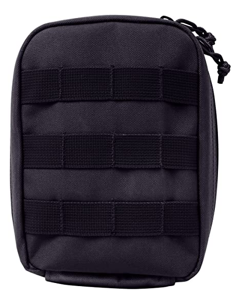 Amazoncom Rothco Molle Tactical First Aid Kit Black Sports