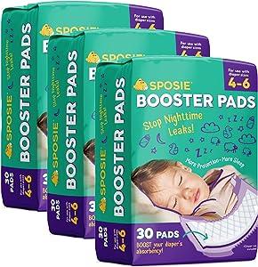 Sposie Booster Pads Diaper Doubler
