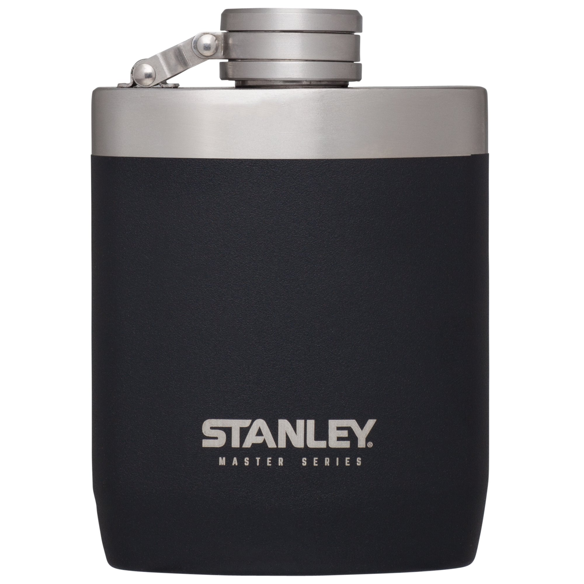 Stanley Master Flask, Foundry Black, 8 oz by Stanley