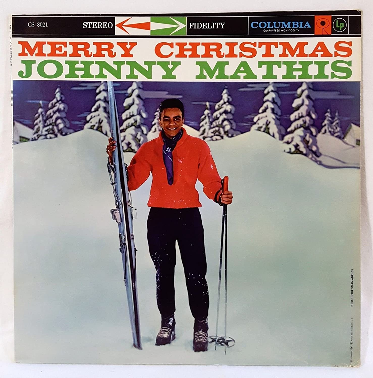 Johnny Mathis - Johnny Mathis - Merry Christmas - Amazon.com Music