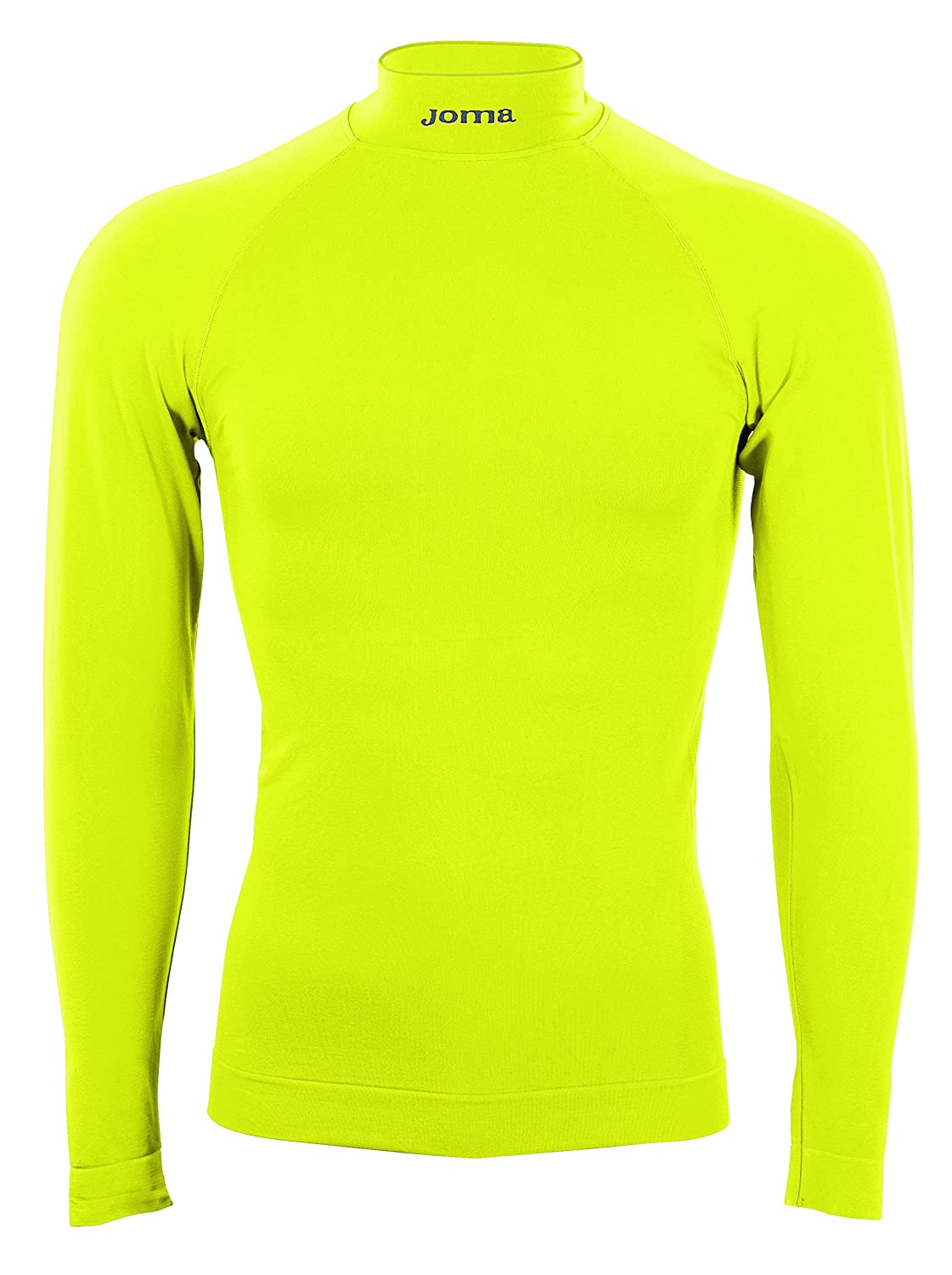 JOMA SHIRT TURTLE NECK (SEAMLESS)L/S Uniforms CAMISETA TERMICA FLUOR YELLOW 0-2: Amazon.es: Deportes y aire libre