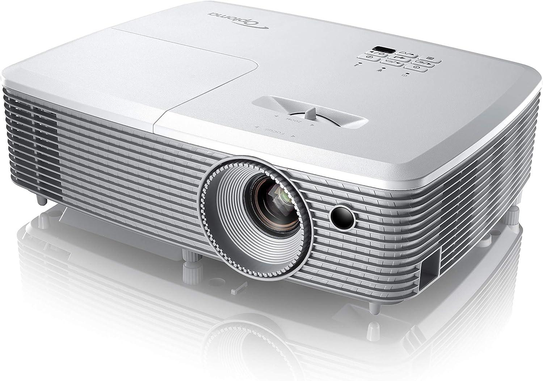 OPTOMA TECHNOLOGY W400 - Proyector WXGA, 4000 lúmenes, 22000:1 ...