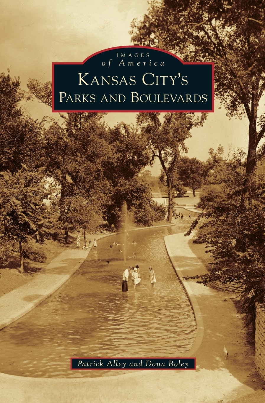 Read Online Kansas City's Parks and Boulevards pdf