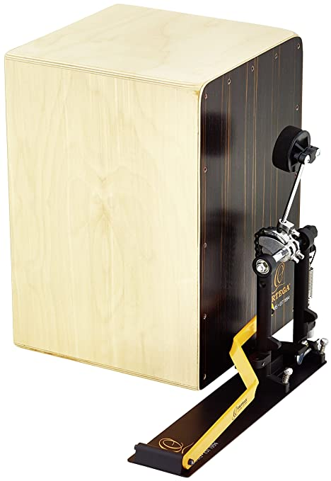 Amazon.com: Ortega Guitars OSTBCJ-BU Stomp Box Cajon Bundle: Musical Instruments