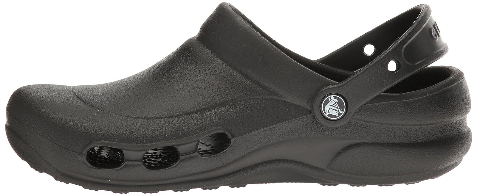 Crocs Unisex Specialist Vent Clog Black 11 10074M Black - 5