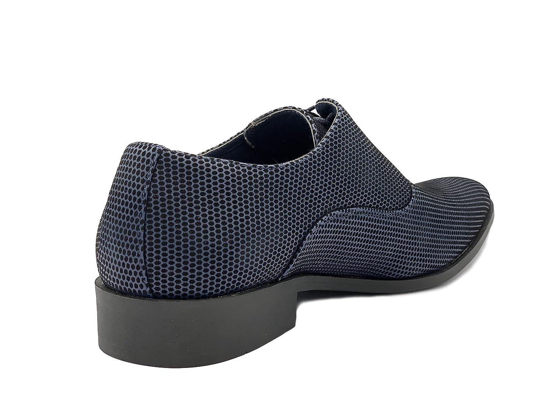 Chaussures de Ville /à Lacets pour Homme Elifano Elong EL-EL06