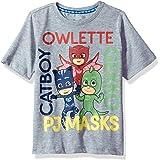 PJMASKS Boys PJ Masks Short Sleeve Tee Shirt