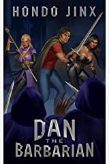 Dan the Barbarian: A Gamelit Fantasy Adventure (Gold Girls and Glory Book 1) Kindle Edition