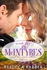 Meet The McIntyres - Small Town Country Romance Kindle Edition