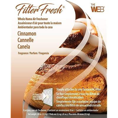 WEB FilterFresh Whole Home Cinnamon Air Freshener: Home Improvement