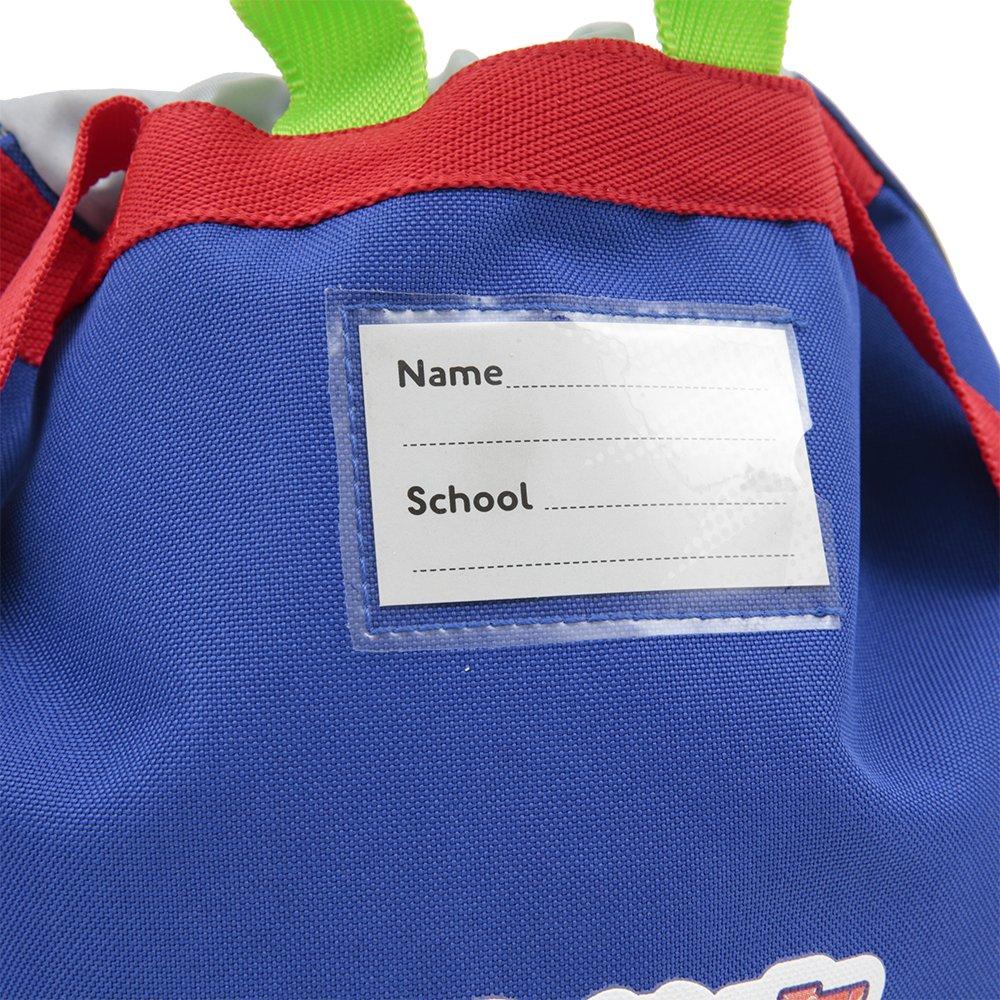PJ Mask 18 Asilo Bolsillo suelto para mochila, Varios colores (Stampato): Amazon.es: Equipaje