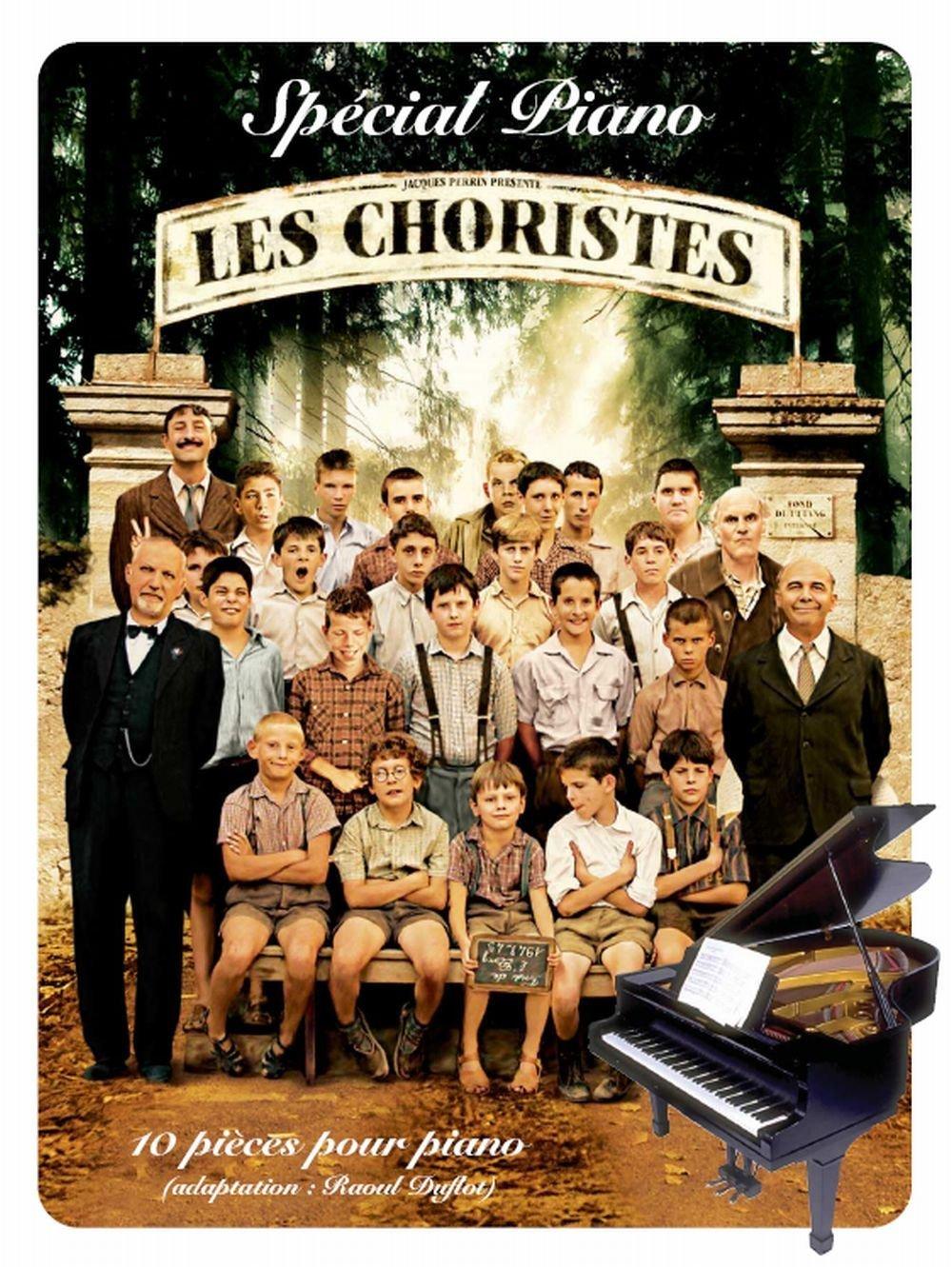 Les Choristes - Special Piano. Klavier