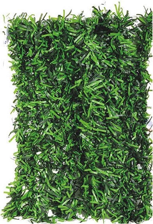 Siepe Finta Arella Sempreverde Sintetica Abete Siepe Artificiale 1 x 3 mt