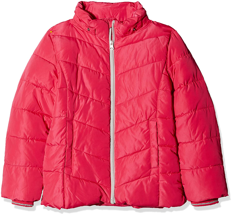 NAME IT M/ädchen Nkfmil Puffer Jacket Camp Jacke