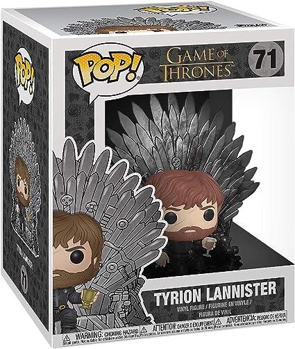 FUNKO POP Tyrion  Iron Throne Deluxe Vinyl Figure 71
