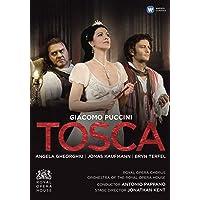 Puccini: Tosca [Royal Opera House, 2011] - Gheorghiu, Kaufmann, Terfel [2012]
