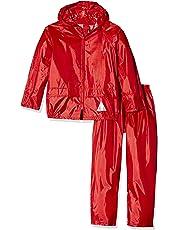 Result Traje con Chaqueta y pantalón Impermeable para niños Heavyweight RE95J