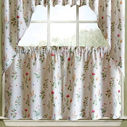 Birdhouse Kitchen Curtains Awesome Inspiration