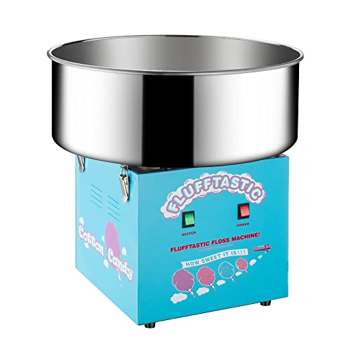 The Great Northern Popcorn Company 6310 Flufftastic Cotton Candy Machine