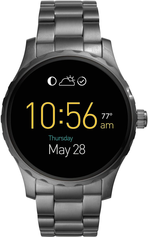 [フォッシル]FOSSIL 腕時計 Q MARSHAL スマートウォッチ FTW2108 メンズ 【正規輸入品】 B01MCW9ECM