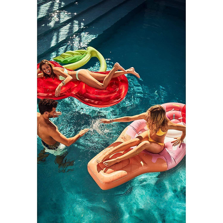 Amazon.com: Sunnylife - Flotador inflable para piscina para ...