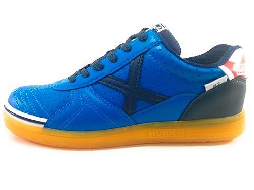 Munich G3 Zapatillas Futbol Sala Niño  Amazon.es  Zapatos y complementos f31275290b881