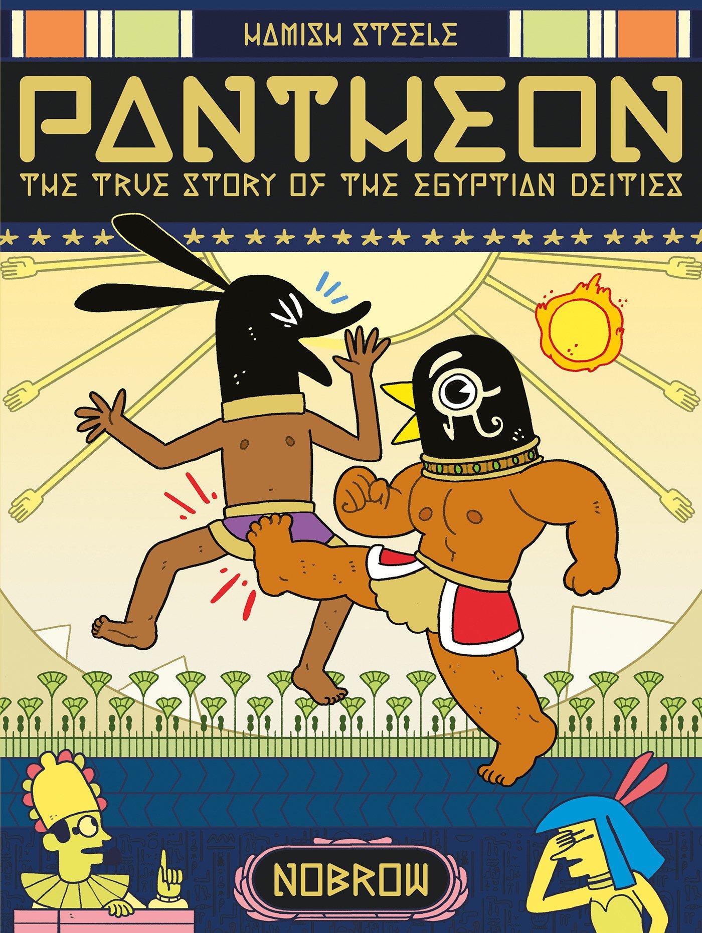 Pantheon  The True Story Of The Egyptian Deities