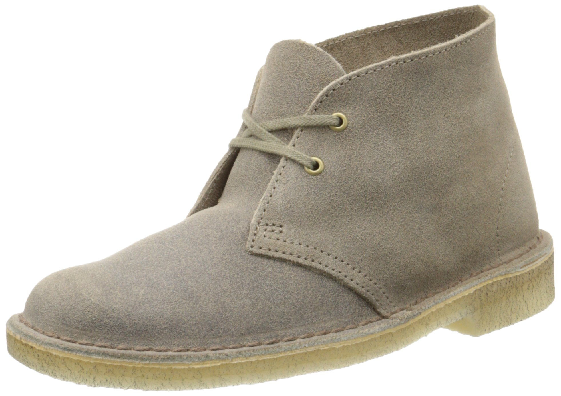 Clarks Originals Women's Desert Lace-Up Boot,Taupe,7 M US