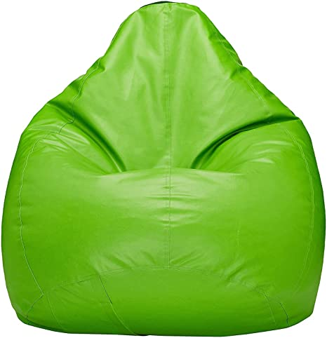 Excellent Buy Frnzgly Xxxl Bean Bag Cover With Beans Green Machost Co Dining Chair Design Ideas Machostcouk
