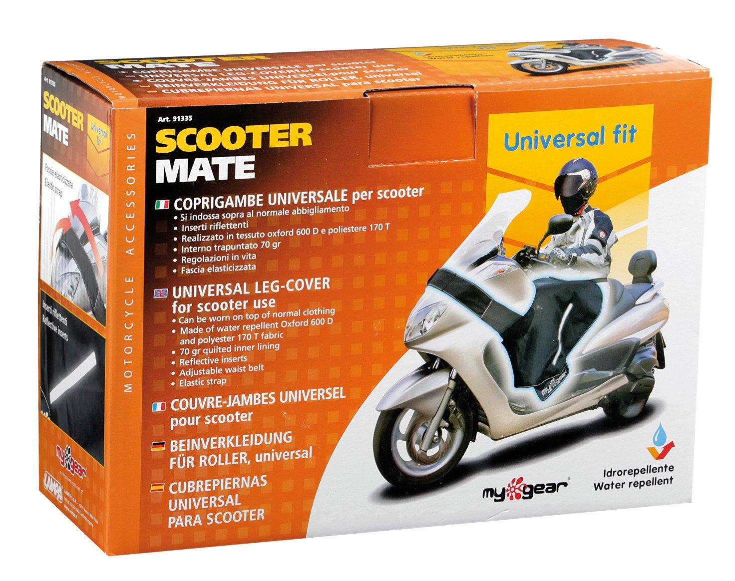 Lampa 91335 Mate Motorrad-Beinschutz