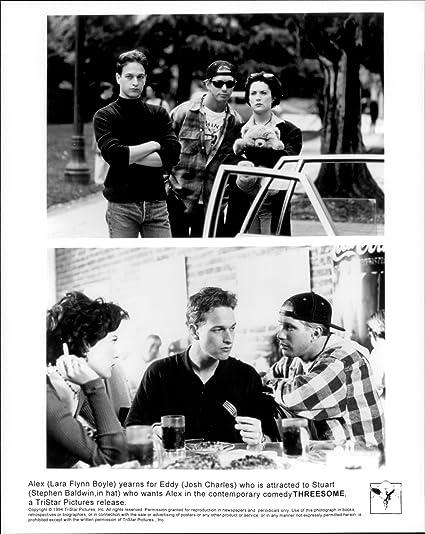 Consider, threesome movie josh charles photo galleries