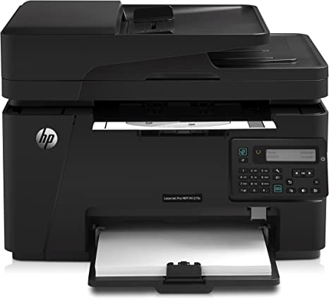 HP Laserjet Pro M127fn Networked All-in-One Monochrome Printer, (CZ181A)