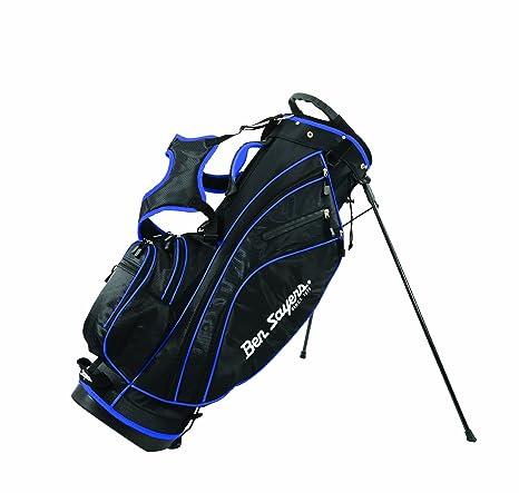 Ben Sayers Stand Bag X-Lite - Bolsa de carro para palos de golf (