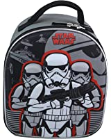Star Wars Lunchbox Stormtrooper Kids and Boys Red and Gray Theme
