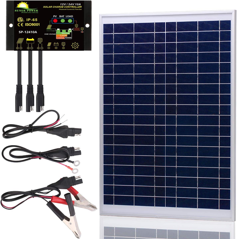 SUNER POWER Solar Panel Kit