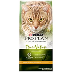 Purina Pro Plan True Nature Natural Grain Free Formulas