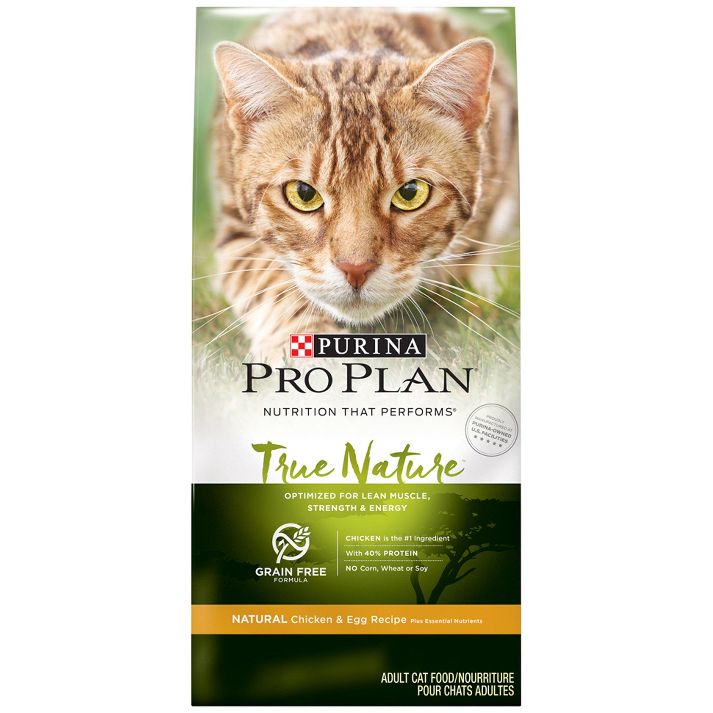 Purina Pro Plan TRUE NATURE Adult Grain Free Formula Natural Chicken & Egg Recipe Adult Dry Food - (1) 6 lb. Bag