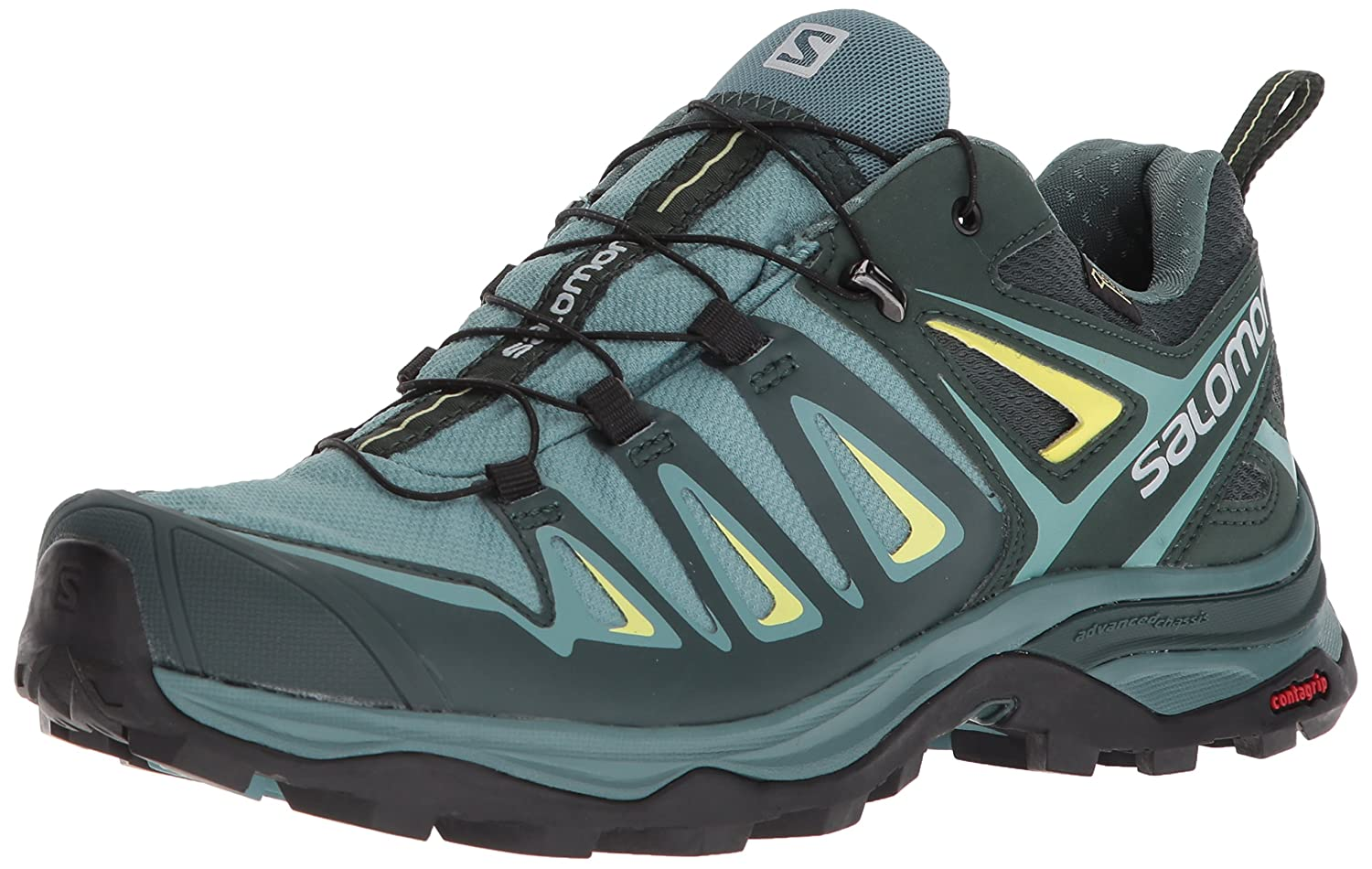 Salomon Women's X Ultra 3 GTX Hiking Shoes B071P4FGFJ 7.5 M US|Artic
