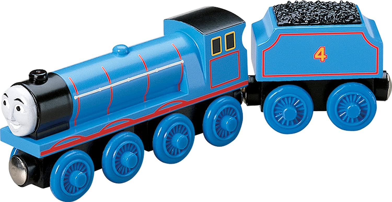 Uncategorized Thomas And Friends Gordon amazon com thomas and friends wooden railway gordon the big express engine toys games