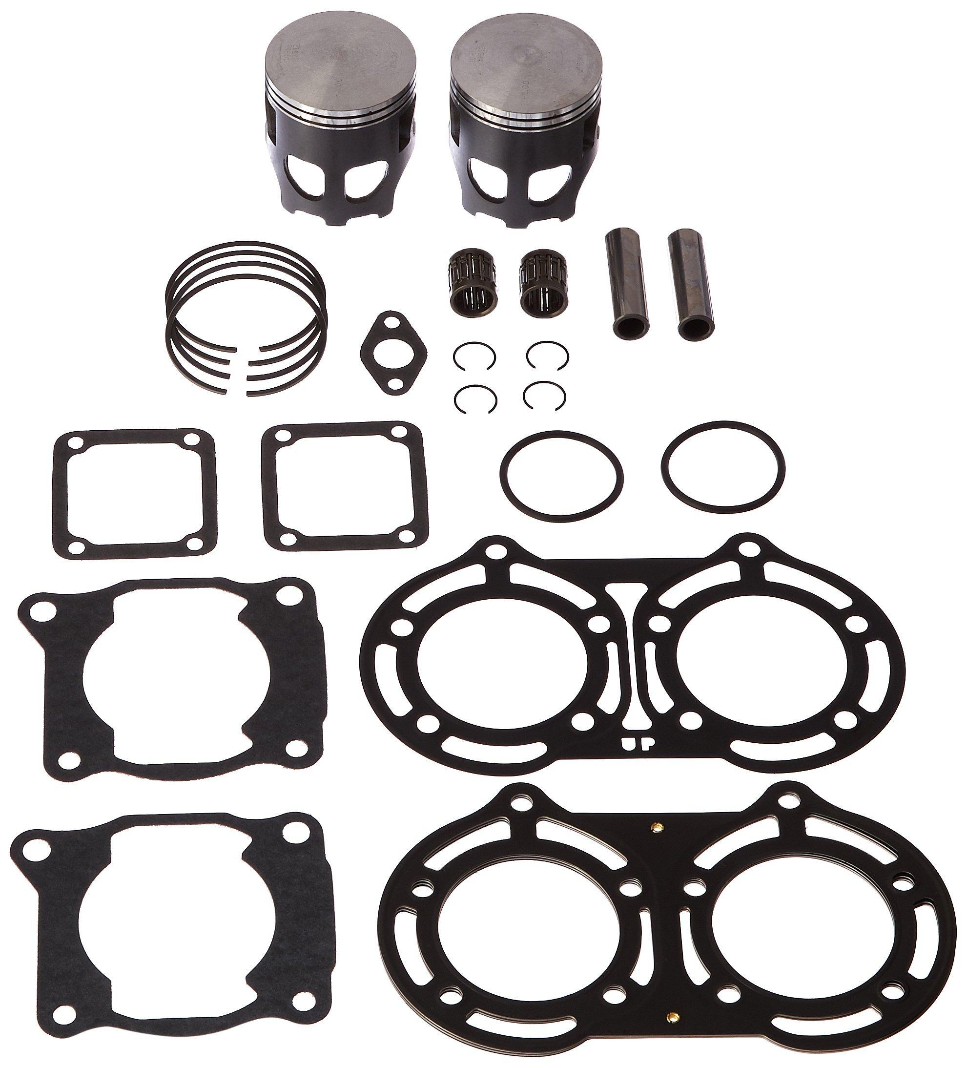 Vertex VTK23607200 Cast Long Rod Top End Piston Kit