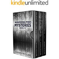 Whispering Pines Mysteries Box Set: Books 7-9: Whispering Pines Mysteries