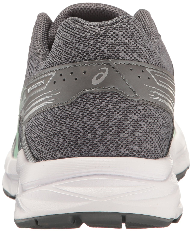 ASICS Womens Gel-Contend 4 Running Shoe, Mid Grey/Glacier Sea/Silver, 5 Medium US by ASICS (Image #2)