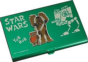 Kotobukiya Star Wars: Chewbacca & Ewok Business Card Holder