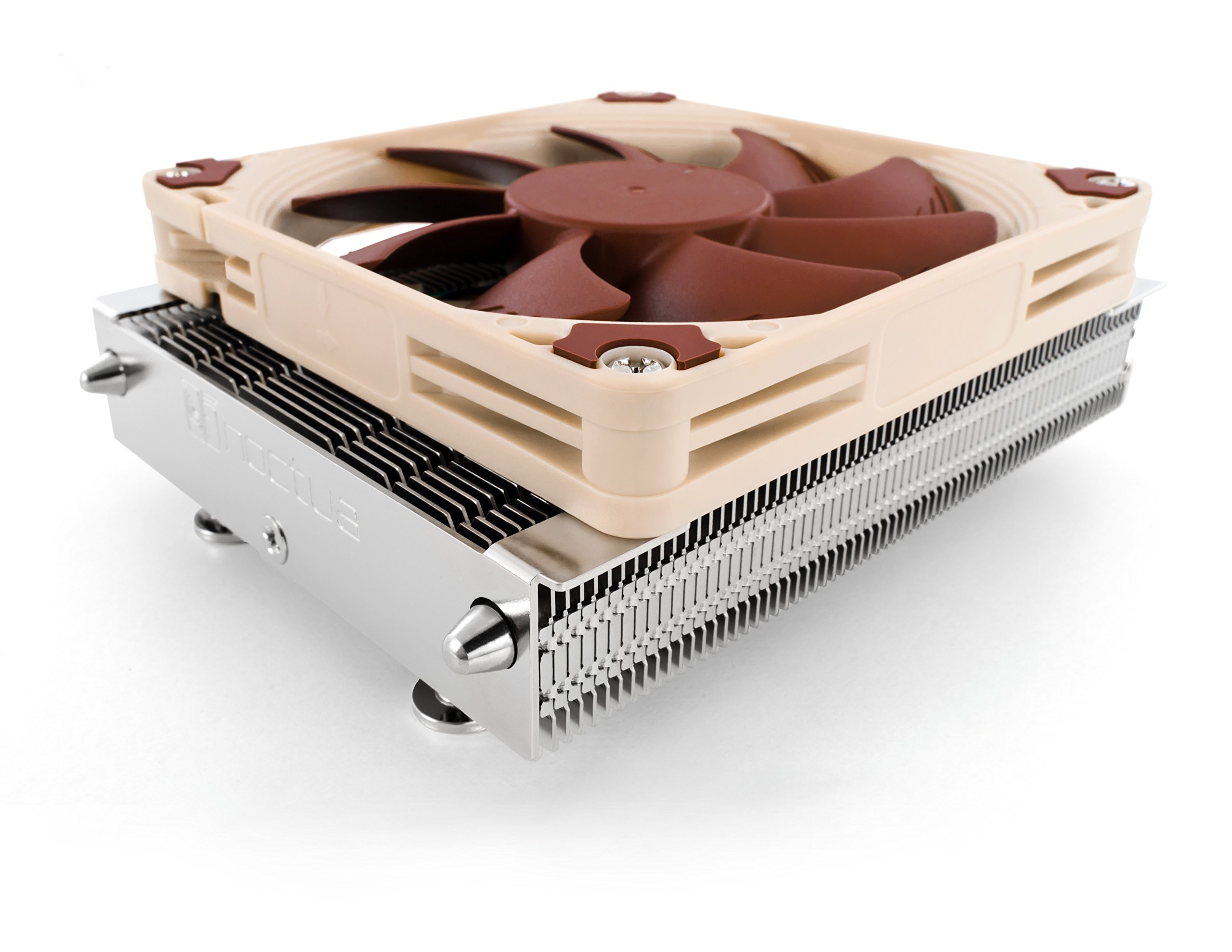 Noctua NH-L9a-AM4 low-profile quiet cooler for AMD Ryzen CPUs and APUs by noctua (Image #1)