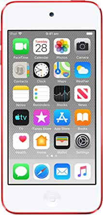 Apple iPod touch (256GB) - (PRODUCT)RED