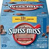 Swiss Miss Milk Chocolate Hot Cocoa Mix Packets - 50 ct, 69 Ounce (Pack of 1) (980129574)