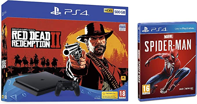 Xbox One Battlefield V console + Red Dead Redemption [Importación ...