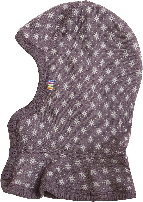 Joha Baby Bonnet /écharpe unisexe en laine m/érinos /à boutons